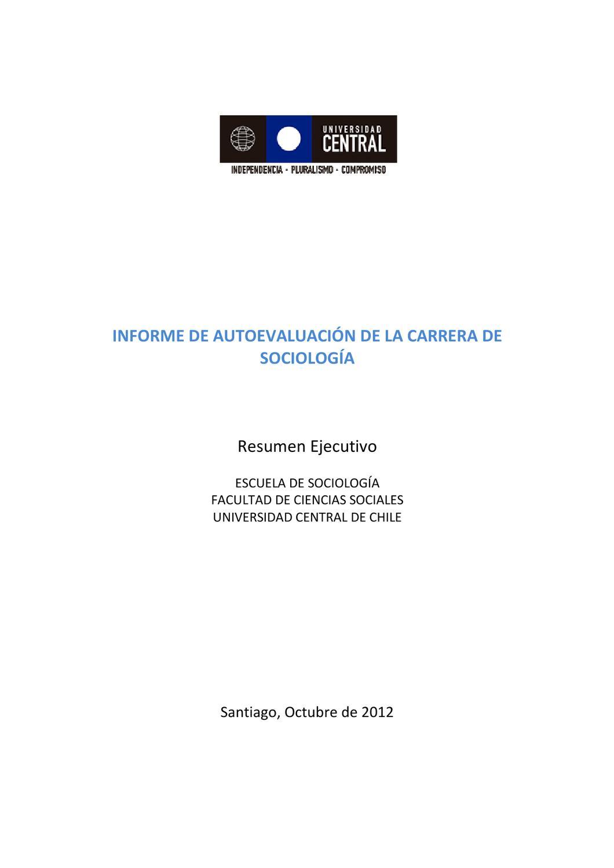 Resumen ejecutivo Informe de evaluación by dennis campos| - issuu