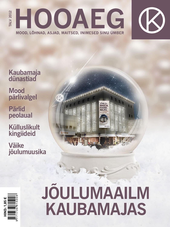 a3a4970f5ab Hooaeg talv 2012 by Kaubamaja - issuu