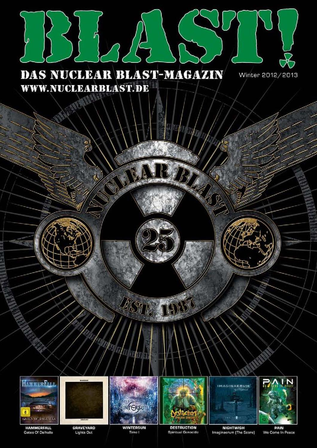 BLAST! by Nuclear Blast - issuu