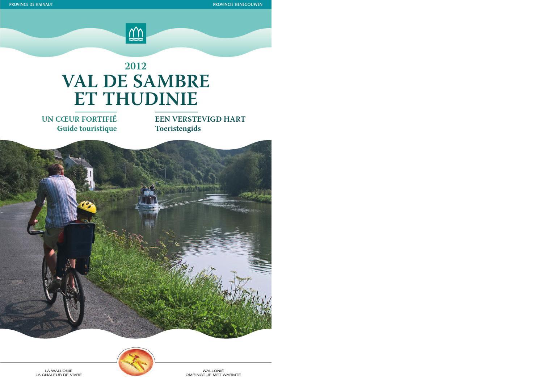 Guide 2012 touristique de la maison du tourisme val de - Agglomeration maubeuge val de sambre ...