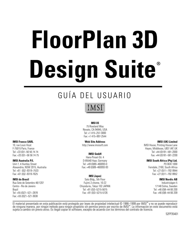 Floor Plan 3D by Igor Gonzalez - issuu