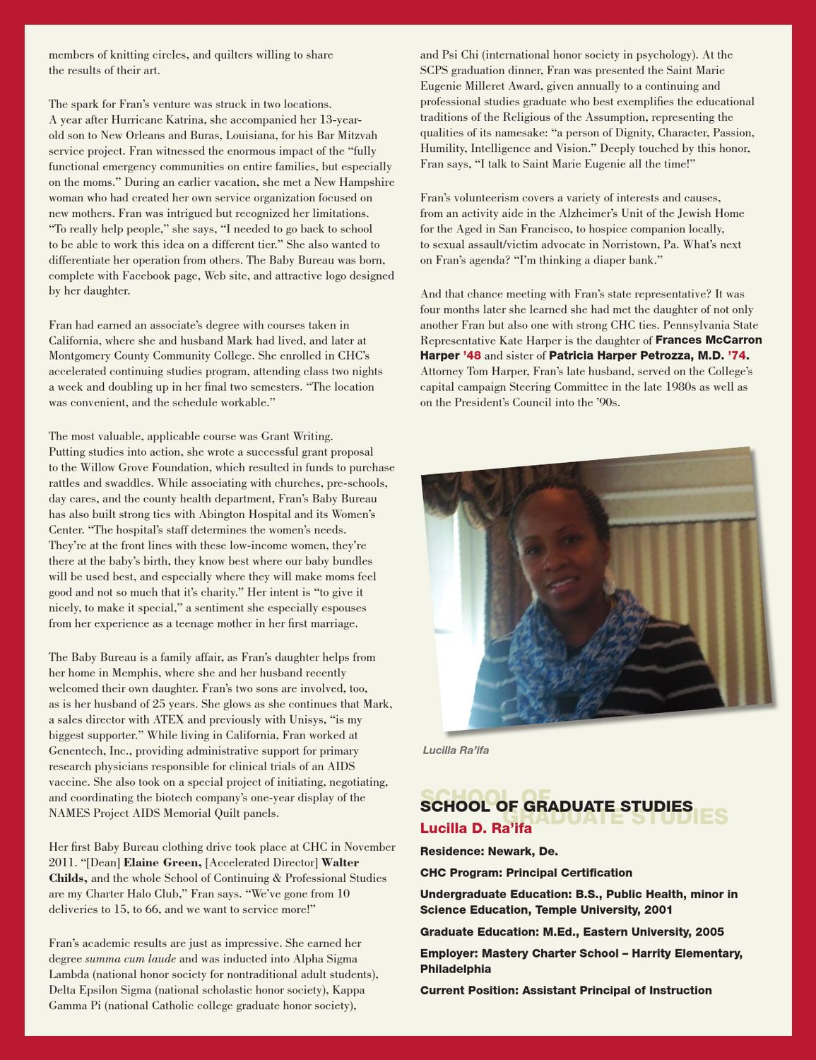 Fall 2012 chestnut hill magazine by chc accounts issuu xflitez Image collections