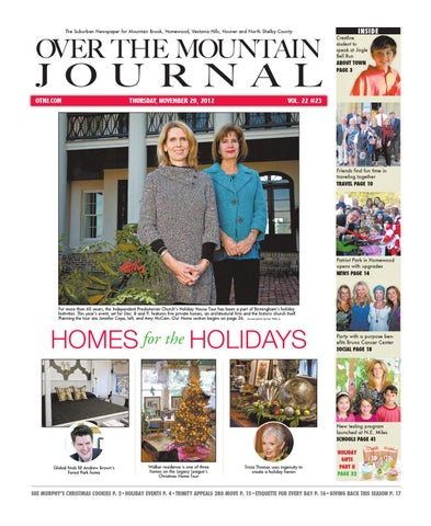 c3883c3588f 11 29 2012 Current Issue by Over the Mountain Journal - issuu