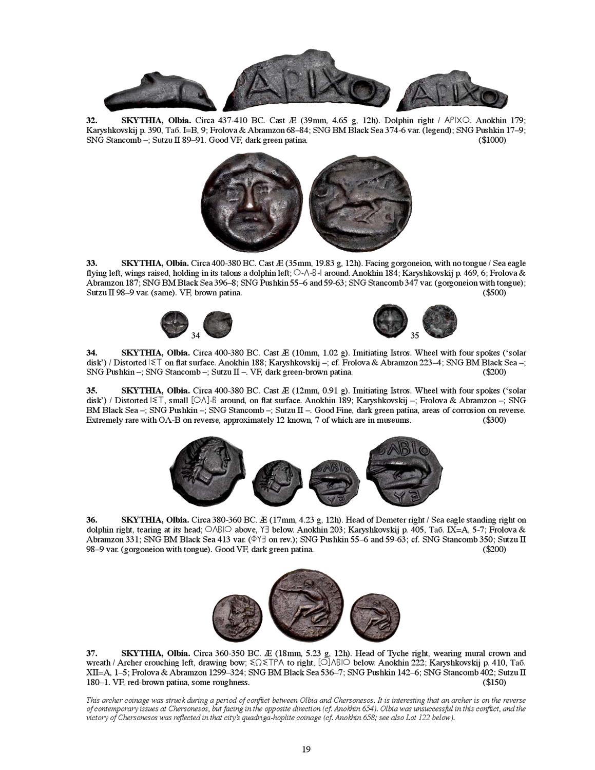 CNG Triton XVI Virtual Catalog by Classical Numismatic Group