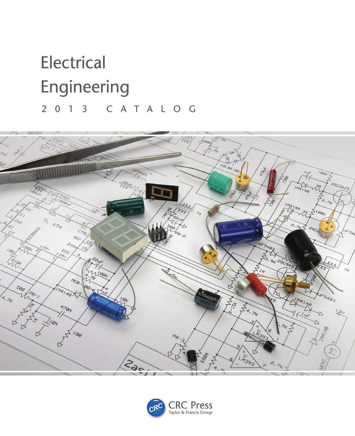 Electrical Engineering By Crc Press Issuu Pipe Electronic Ballast Circuit Diagram Basiccircuit