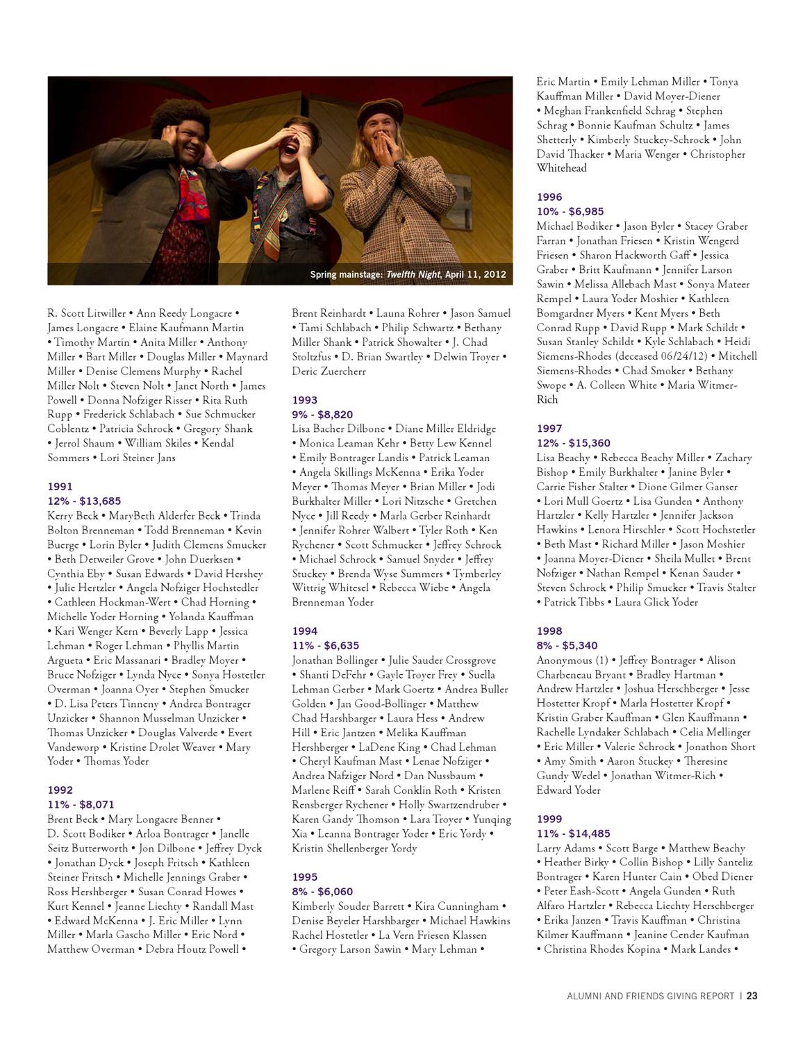 GC Annual Report 2011-2012 by Goshen College - issuu