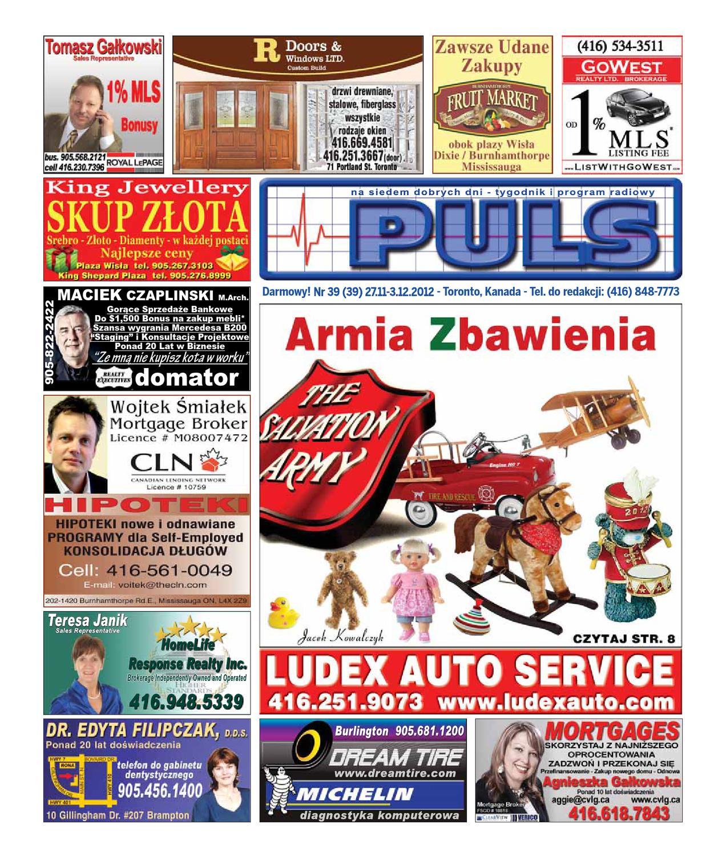Tygodnik Puls_No39/2012 by Jack Lasinski - issuu