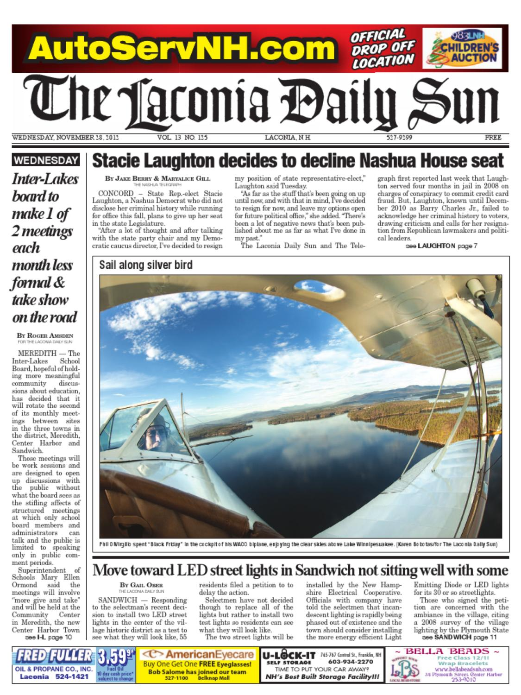 The Laconia Daily Sun November 28 2012 By Daily Sun Issuu