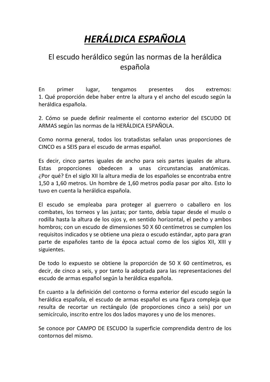 Normas de escudos by Borja R. Mier - issuu