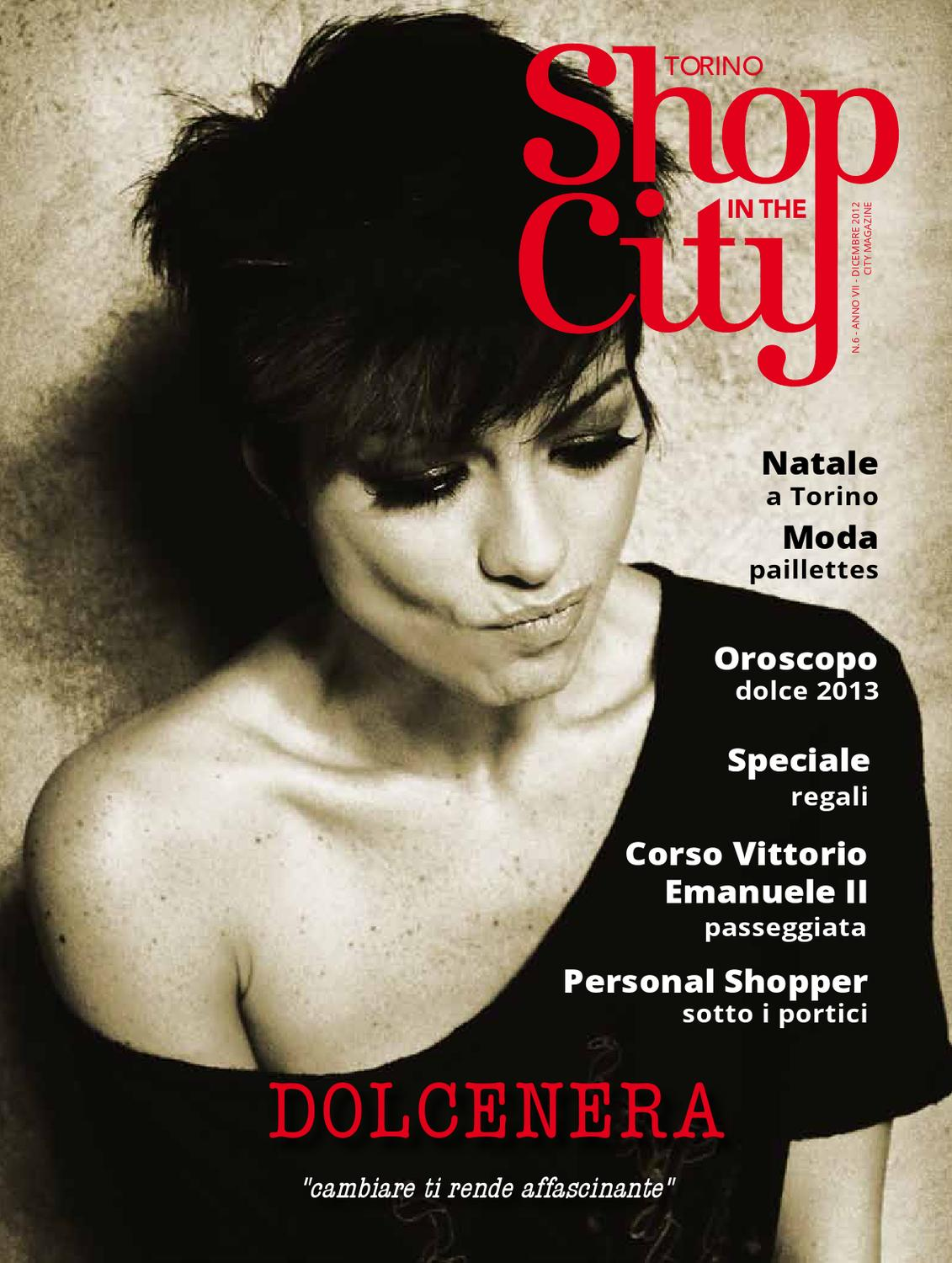 shop in the city dicembre by ShopintheCity - issuu 6a494f9b4a7
