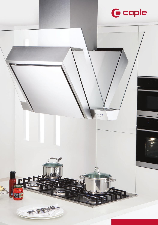 Caple Kitchen Appliances Brochure by Revealed Magazine - issuu