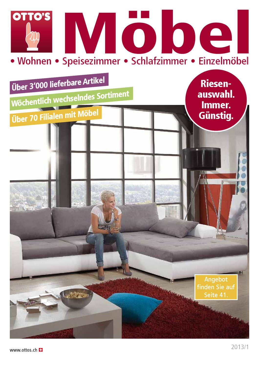 Ottos Möbelkatalog 2012 By Ottos Ag Issuu