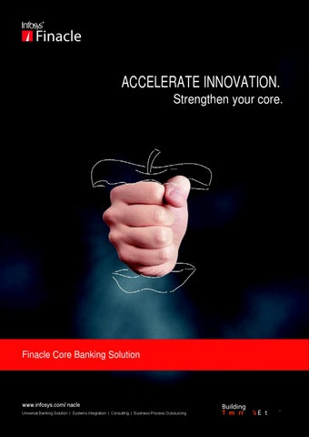 Finacle core banking solution by Infosys Limited - issuu