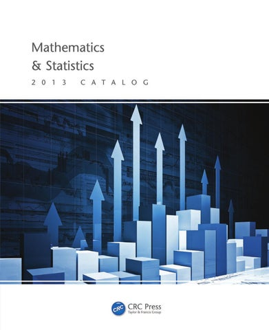 Mathematics statistics by crc press issuu page 1 fandeluxe Gallery
