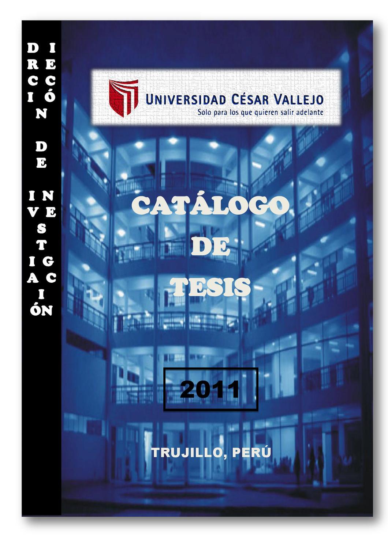 Cat Logo De Tesis 2011 By V Congreso Internacional De  # Muebles Ludena Chimbote