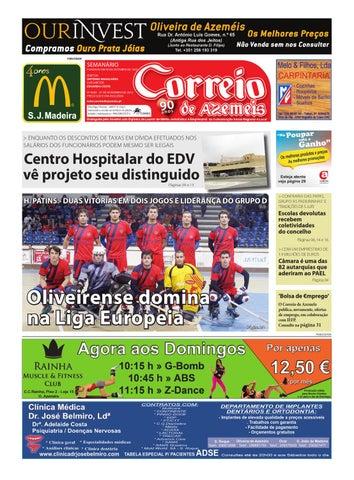 27-11-2012 by Correio de Azeméis - issuu 4c87cc816cf60