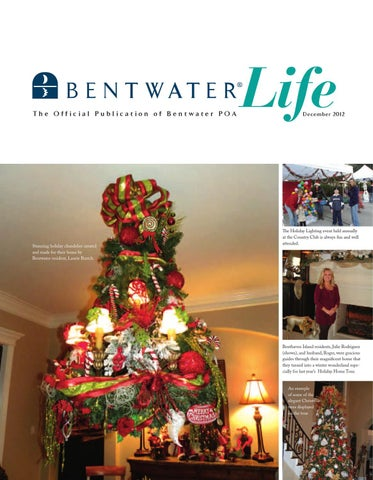 Bentwater Home Page