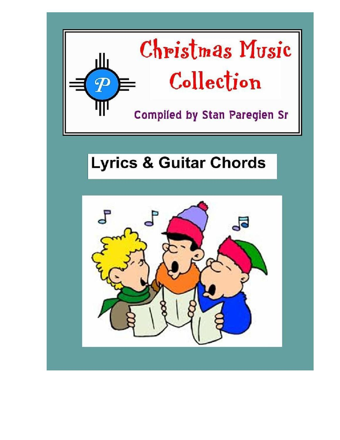 Christmas Music Collection By Stan Paregien Sr Issuu