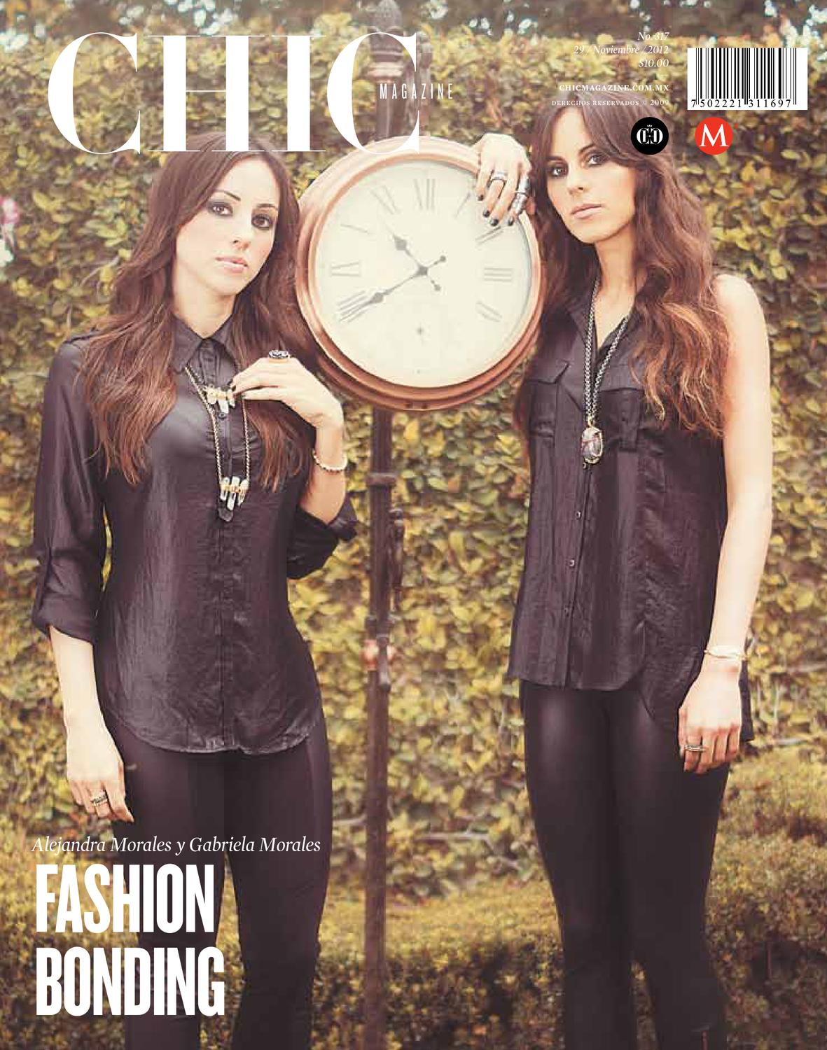 Chic Magazine Monterrey 317 by Chic Magazine Monterrey - issuu