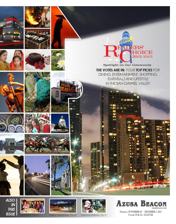 2012 11 29 Rc2012 Azusa Beacon By Beacon Media News Issuu