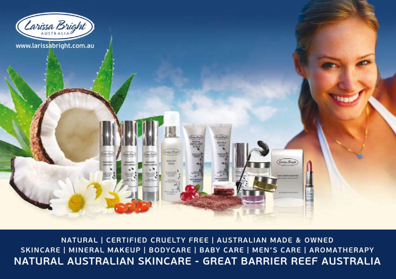 Larissa Bright Australia 2012 Brochure By Hair Tonic Anti Ketombe Tea Tree Issuu