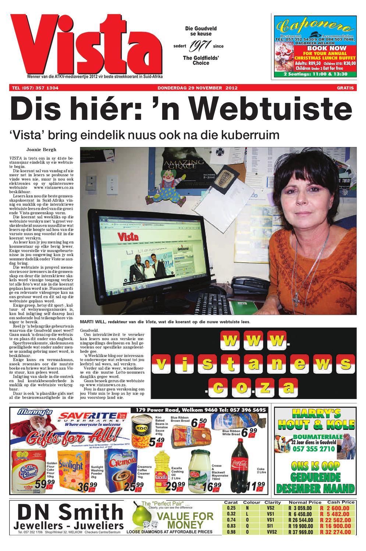 7e84dc392c2d Vista News 29-11-12 by VistaNews - issuu