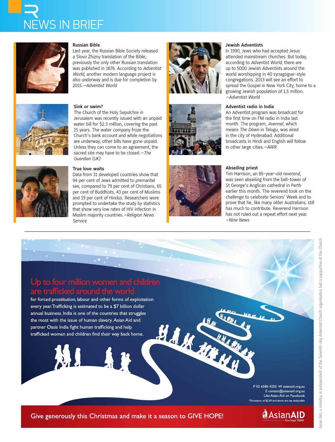 Record 1 December 2012 by Adventist Record - issuu