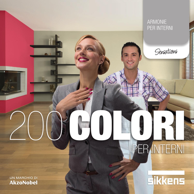 Tabella Colori Sikkens Ral 200 colori per interni by avm - issuu