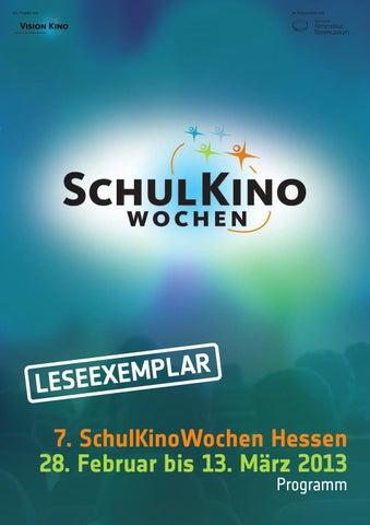 Programmheft SchulKinoWochen Hessen 2013 by Deutsches Filminstitut ...