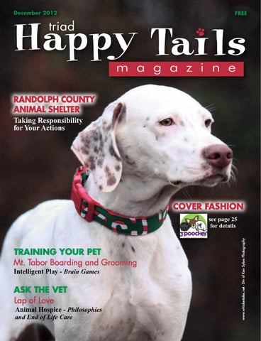 Triad happy tails magazine by beverly beck associates issuu page 1 solutioingenieria Choice Image