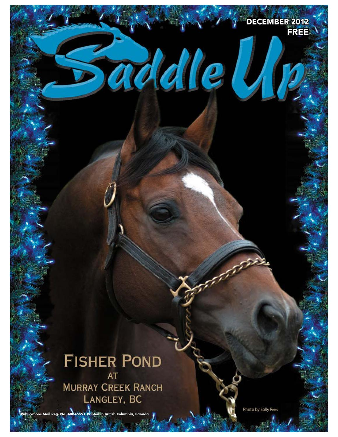 Saddle Up Dec 2012 By Magazine Issuu Model Circuit Right Duplicates The Anatomy Of Chicken