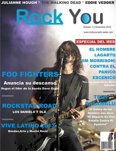 Rock You Magazine by Rock You Radio issuu