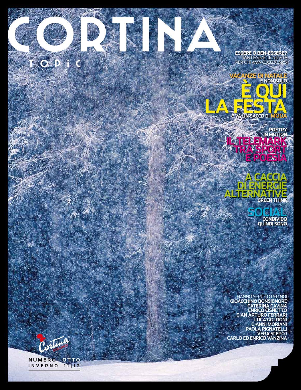 Topic inverno 2011-12 by Cortina Turismo - issuu f2edb45aafce