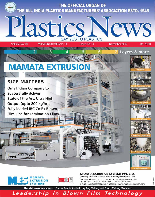 Plastics news by aipma office issuu for Plastic omnium auto exterieur ruitz