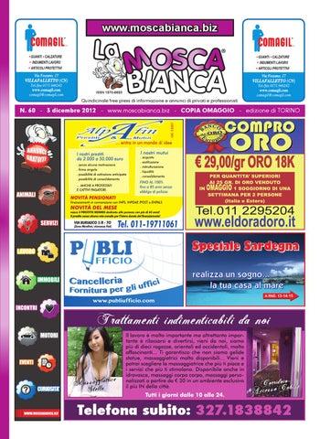 La Mosca Bianca Torino n. 60 by sandro acchiardi - issuu 30dcde3e063