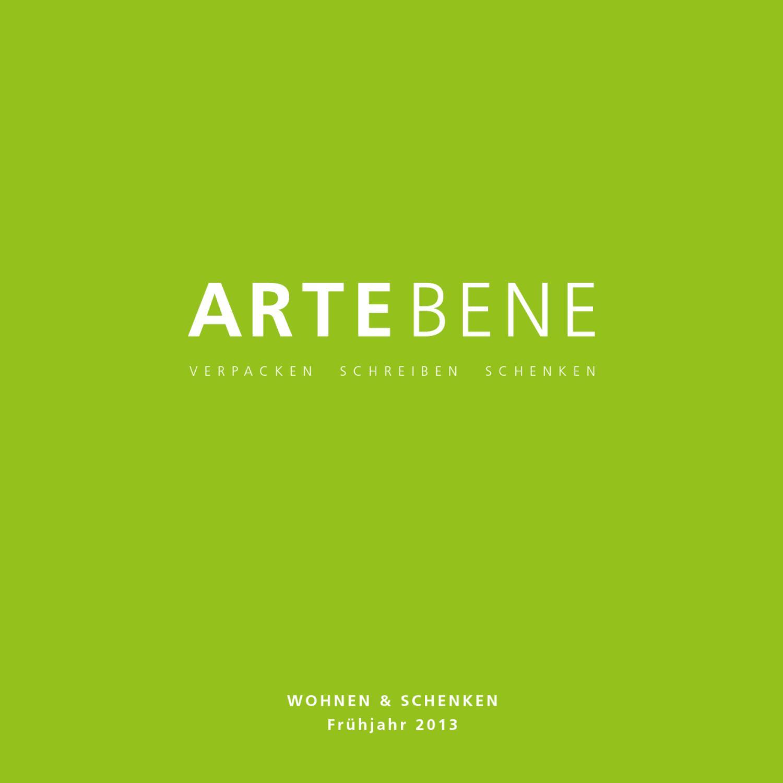 Artebene F13 Wohnen Schenken By Artebene Issuu