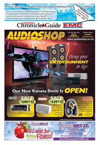 Arnprior Chronicle Guide EMC by Metroland East - Arnprior Chronicle ... 12fa5afeb