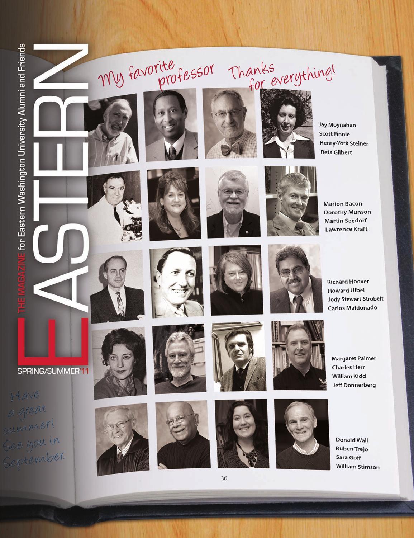 Eastern Magazine   Spring/Summer 2011
