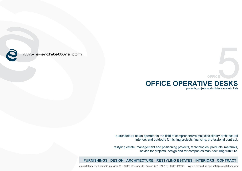 Architetto Bassano Del Grappa e-architettura office design desks by graziano fucilini - issuu