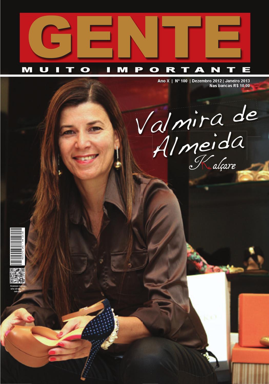 85327b5827 Revista Gente Muito Importante - Ed. 100 by Revista GMI Gente Muito  Importante - issuu