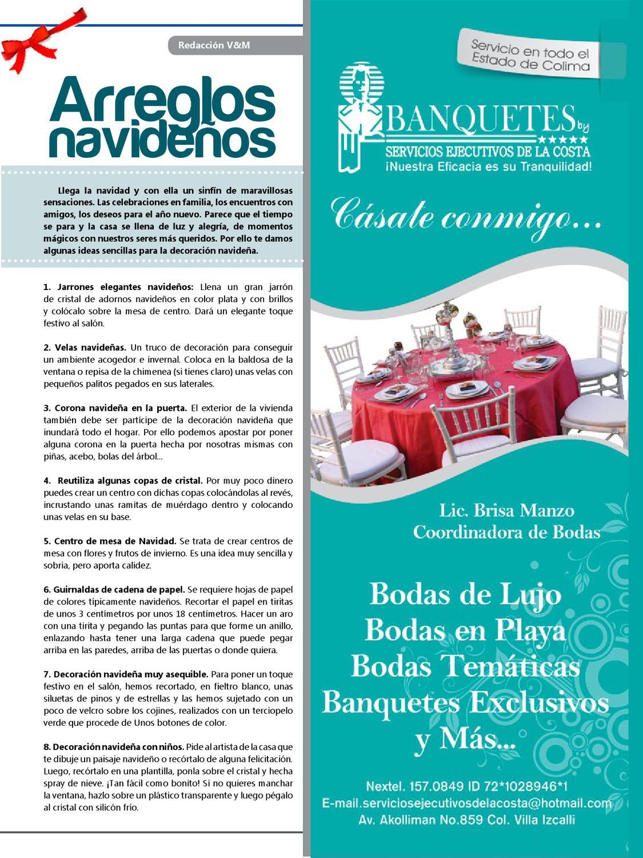 Revista Vida y Mujer 2012 by Revista Vida y Mujer - issuu