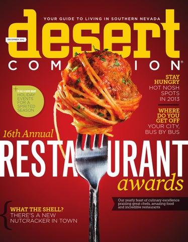 Desert Companion 2012 Dec 2012 Companion by Nevada Public Radio issuu 700964