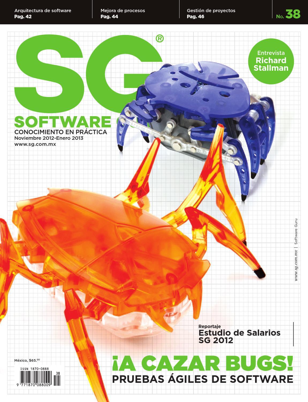 SG #38 (Noviembre 2012 - Febrero 2013) by Revista Software Guru - issuu