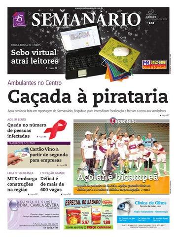 d19bbcd067 01 12 2012 - Jornal Semanário by Jornal Semanário - Bento Gonçalves ...