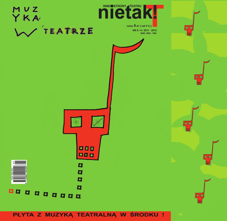 Nietakt Nr 8 By Fundacja Teatr Nie Taki Issuu