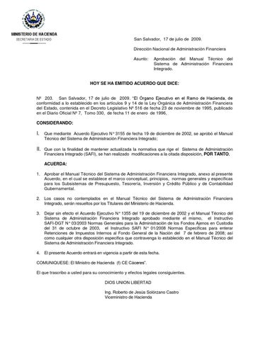 Manual tecnico safi 17-07-09 by alejandro sanchez issuu.