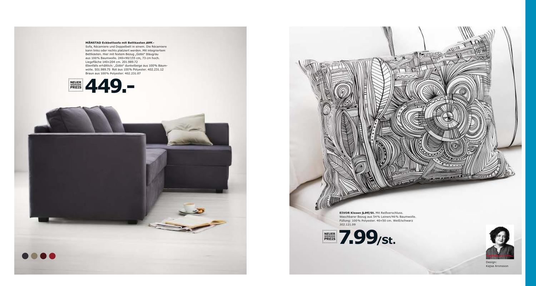 Eckbettsofa  IKEA Deutschland Katalog 2013 by PromoProspekte.de - issuu