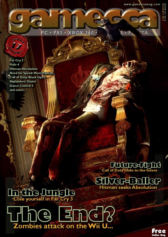 1722282d816 Gamecca Magazine December 2012 by Gamecca Magazine - issuu