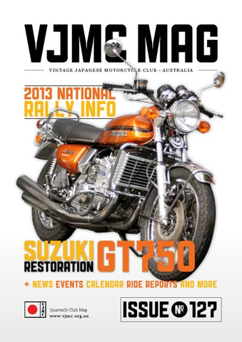 vjmc 127 by pepper publishing issuu rh issuu com Honda 6 Cylinder Motorcycle Harley FXD