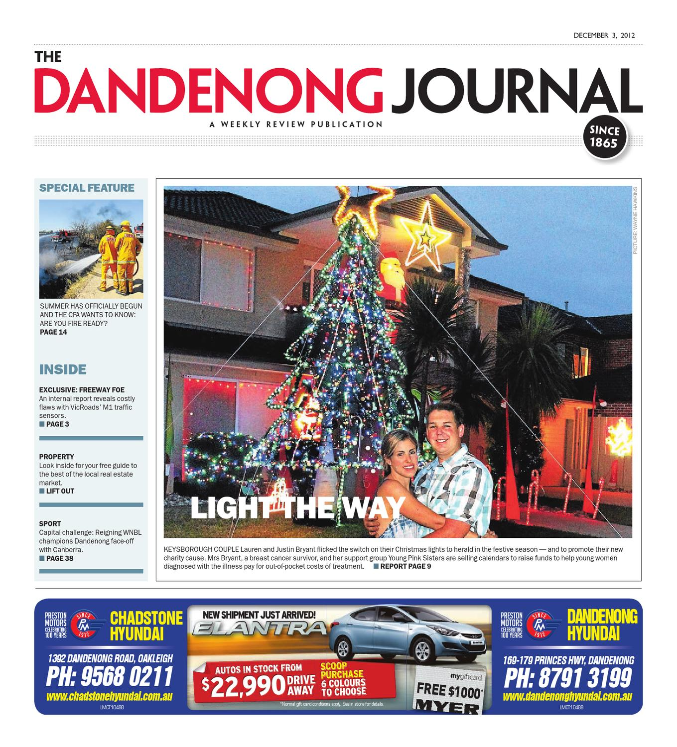 891effe76c The Dandenong Journal by The Weekly Review - issuu